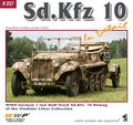 WWP R057: Sd.Kfz 10 in Detail - WWII German 1-ton Half-Track Sd.Kfz. 10 Demag of the Vladimir Lehar Collection